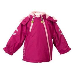girls mini kurtka red plum od producenta Mikk-line