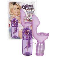 Savanna`s purple g-spot tickler | 100% dyskrecji | bezpieczne zakupy marki Docjohnson