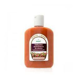 Odżywka ekstraziołowa do włosów koloryzowanych - odcienie ciemne 200ml