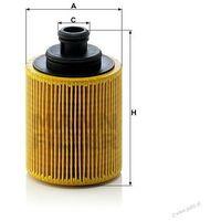 Filtr oleju HU 712/7x / OE 682 MANN z kategorii Filtry oleju