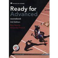 Ready for Advanced. Podręcznik bez Klucza + CD + Kod Dostępu