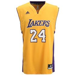 adidas Performance INT REPLICA Artykuły klubowe NBA LOS ANGELES LAKERS (0886835870656)