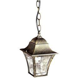 Polux Al831chwwpt - lampa wisząca zewnętrzna london 2xled/3w/230v (5901508300881)