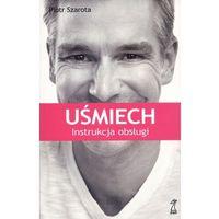 UŚMIECH (oprawa miękka) (Książka), oprawa broszurowa