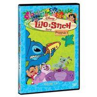 Lilo i Stich Przygoda. Część 1 (DVD) (7321916504547)