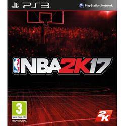 Gra NBA 2K17 z kategorii: gry PS3