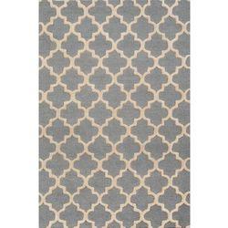 Dywan Moroccan trellis grey 180x120cm (5902385700993)