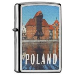 Zapalniczka Zippo Gdansk River View 60002122