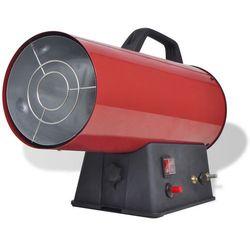 Vidaxl  przenośny ogrzewacz gazowy 15 kw