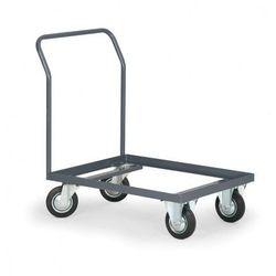 Wózek platformowy na euro skrzynki 800x600 mm marki B2b partner