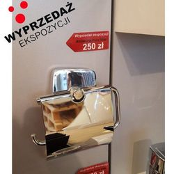 Hansgrohe  puravida 41508000 uchwyt na papier toaletowy