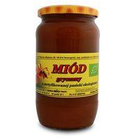 Miody Sznurowski: miód gryczany BIO - 1,1 kg, 918