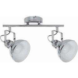 Spot LAMPA sufitowa EDIT 2740228 BriTop metalowa OPRAWA ścienna KINKIET reflektorki chrom