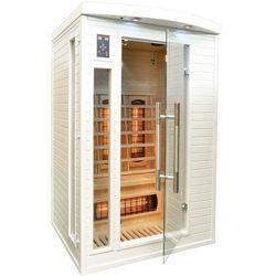 Home&garden Sauna na podczerwień z koloroterapią cp2 gh white (5902425322413)