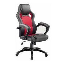 Fotel q-107 czarno-czerwony - zadzwoń i złap rabat do -10%! telefon: 601-892-200 marki Signal meble