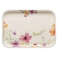 - mariefleur basic baking dishes prostokątny półmisek/pokrywka do zapiekania wymiary: 36 x 26 cm marki Villeroy & boch
