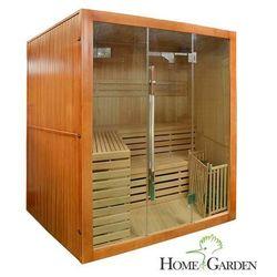 Home&garden Sauna fińska z piecem e4-1 (5904730242974)