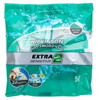 Wilkinson Sword Extra 2 Sensitive 5szt M Maszynka do golenia