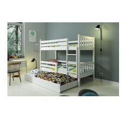Łóżko piętrowe 3-osobowe Karina, 2532