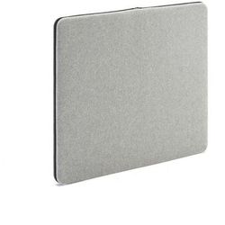 Aj Ścienny panel dźwiękochłonny zip 800x650 mm jasnoszary czarny suwak