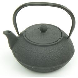 Czajniczek żeliwny z zaparzaczem Peterhof 0.9L [PH-15624] (4895170314226)