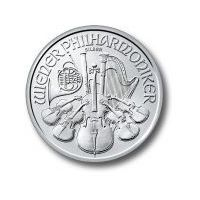 1 uncja srebra Wiedeńki Filharmonik 2017 - Srebrna Moneta (Silver Wiener Philharmoniker)