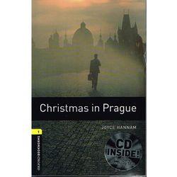 Christmas in Prague + CD The Oxford Bookworms Library Stage 1 (400 Headwords), książka z kategorii Nauka ję
