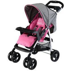 Smiki, Chill, wózek spacerowy, Pink