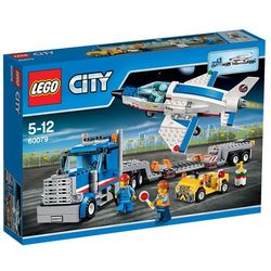 Lego City Transporter odrzutowca 60079 (dziecięce klocki)
