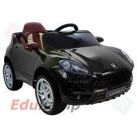 Auto na akumulator cornet s 2x35w + miękkie koła eva + radio fm marki Edukamp