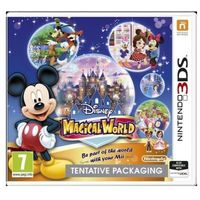 Nintendo 3DS Disney Magical World