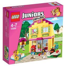 Lego JUNIORS 10686 - DOM RODZINNY - KLOCKI JUNIORS 10686, kategoria wiekowa [4+]