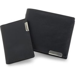 Zestaw - portfel i wizytownik w pudełku Charles Dickens, kup u jednego z partnerów
