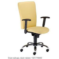 Krzesło obrotowe Bolero II R1B steel02 chrome z mechanizmem Epron Syncron Nowy Styl