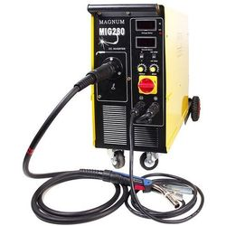 MAGNUM MIG 280 IGBT- MMA z możliwościa spawania elektrodą, towar z kategorii: Migomaty i półautomaty spaw