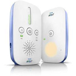 Philips Avent Elektroniczna Niania SCD501/00 (biało-niebieska)