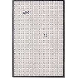 Tablica a2 jasnoszara marki Design letters