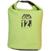 Wodoodporna torba Aqua Marina Super Easy Dry Bag 12l - Kolor Zielony