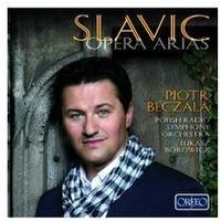 Slavic Opera Arias (CD) - Dostawa zamówienia do jednej ze 170 księgarni Matras za DARMO (muzyka klasyczna)