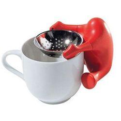 Zaparzaczka do herbaty teó, marki Alessi