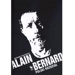 Alain Bernard, książka w oprawie twardej