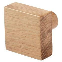 Wieszaczek drewniany Nantua naturalny, HK1801220