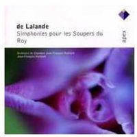 Warner music Delalande: symphonies pour les soupers du roy
