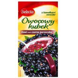 30g owocowy kubek kisiel smak czarna porzeczka od producenta Delecta