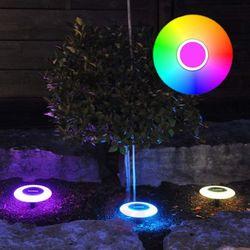 MiPow Playbulb Solar lampa dekoracyjna LED, 3 szt. (6945764512144)