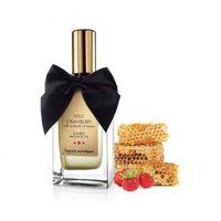 Olejek do masażu jadalny - Bijoux Cosmetiques Wild Strawberry Massage Oil Truskawka