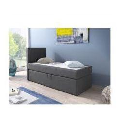 Łóżko kontynentalne box 90x200 marki 12