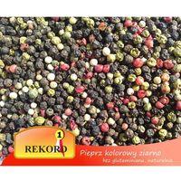 Rekord - producent przypraw Przyprawa pieprz kolorowy ziarno 100g