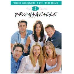 Przyjaciele: Edycja jubileuszowa - sezon 9 (7321997263593)