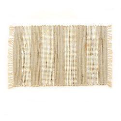 4home Vog ręcznie tkany dywan juta beżowy, 60 x 90 cm